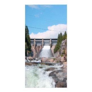 Dam Water Release Card