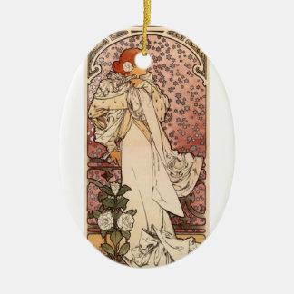 Dama Aux Camelias del La Ornamentos De Reyes