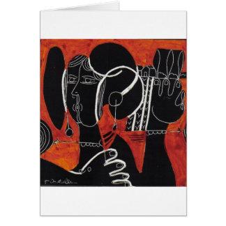 dama card