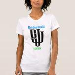 Dama de honor - Courtney Camiseta
