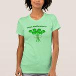 Dama de honor irlandesa camiseta