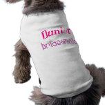 Dama de honor menor ropa perro