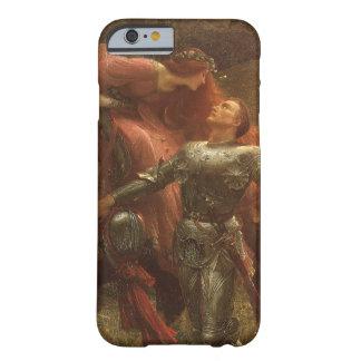 Dama de la belleza del La sin Merci de sir Frank Funda Barely There iPhone 6