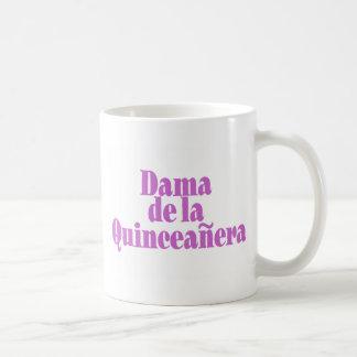 Dama de las Quinceanera Coffee Mug