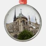 Dama Flying Buttresses.jpg de París-Notre Ornamentos De Navidad