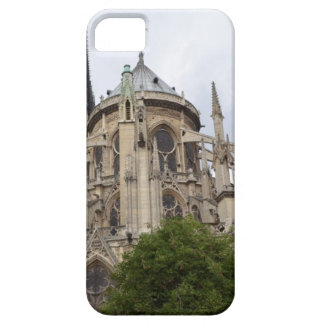 Dama Flying Buttresses.jpg de París-Notre iPhone 5 Case-Mate Protectores
