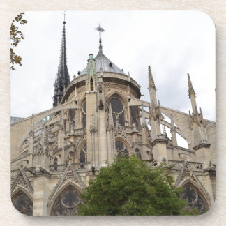 Dama Flying Buttresses.jpg de París-Notre Posavasos De Bebidas