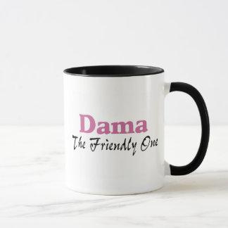 Dama The Friendly One Mug