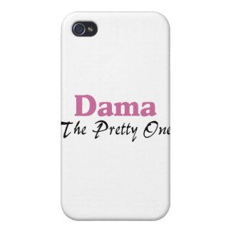 Dama The Pretty One iPhone 4 Case