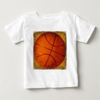 Damaged Basketball Photo T Shirts