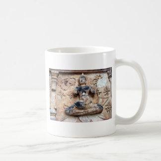 Damaged Buddha Coffee Mug