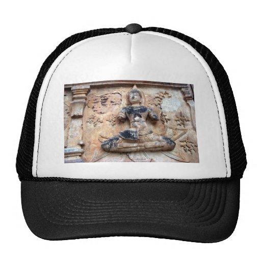 Damaged Buddha Mesh Hat