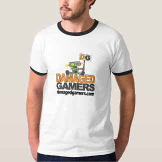 Damaged Gamers T-Shirt 1