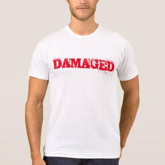 """DAMAGED"" SHIRTS"