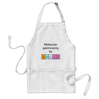 Damaris periodic table name apron