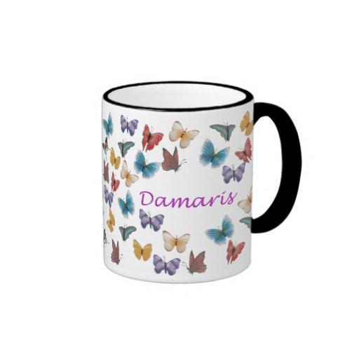 Damaris Ringer Mug