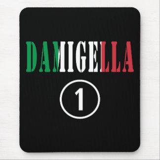 Damas de honor italianas: Uno de Damigella Numero Mouse Pad