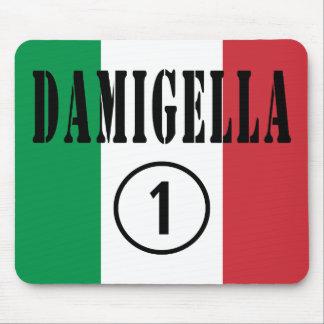 Damas de honor italianas: Uno de Damigella Numero Tapetes De Raton