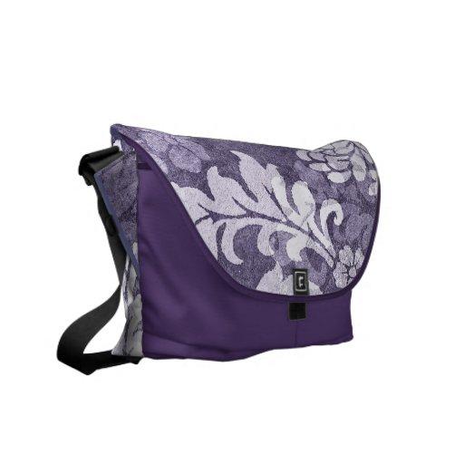 damasco - amatista - bolso bolsas de mensajeria