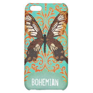 Damasco bohemio i de la mariposa
