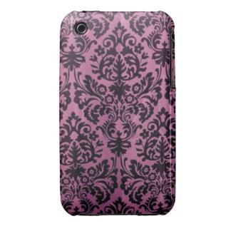 Damasco Case-Mate iPhone 3 Coberturas