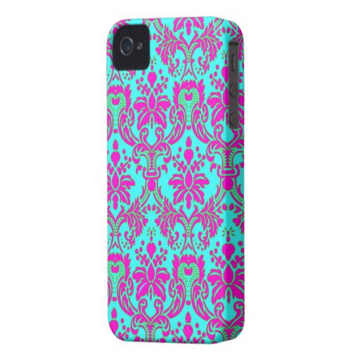 Damasco Case-Mate iPhone 4 Protectores