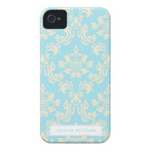 Damasco con clase (mejor premio de hoy) Case-Mate iPhone 4 carcasas