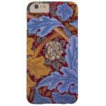 Damasco del vintage de William Morris San Jaime Funda Para iPhone 6 Plus Barely There