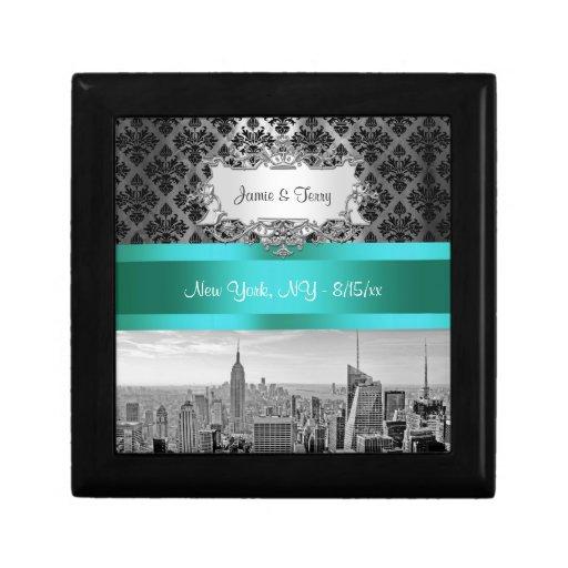 Damasco F2 - caja de BW B3 del horizonte de la ciu Caja De Recuerdo