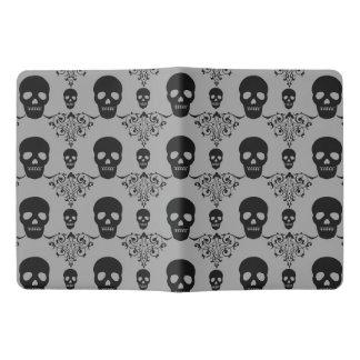 Damasco gótico del cráneo
