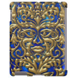 damasco líquido de GreenMan del oro 3D en borrachí