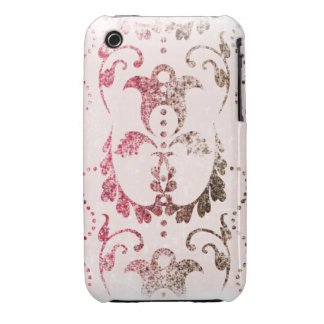 Damasco manchado Case-Mate iPhone 3 carcasa