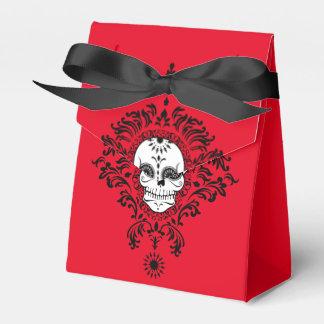 Damasco muerto - cajas de encargo del favor del caja para regalo de boda