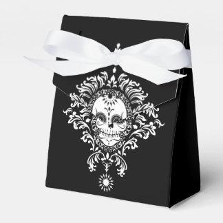 Damasco muerto - cajas de encargo del favor del caja para regalos de fiestas