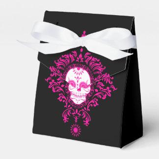 Damasco muerto - cajas de encargo del favor del cajas para regalos