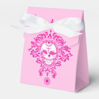 Damasco muerto - cajas de encargo del favor del cajas para regalos de fiestas