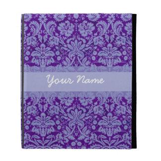 Damasco púrpura de encargo