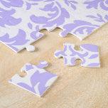 Damasco púrpura puzzles con fotos