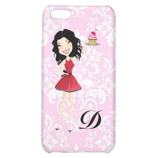 Damasco rosado de Kimmie de 311 postres de Dollfac
