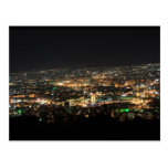 Damascus at night - Syria Post Card