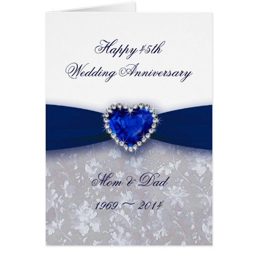Wedding Gifts For 45th Anniversary : 45th Anniversary GiftsT-Shirts, Art, Posters & Other Gift Ideas ...