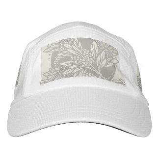 Damask Antique Floral Design Art Nouveau Headsweats Hat