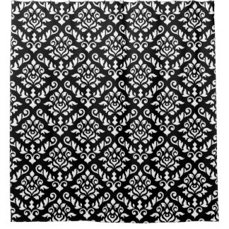 Curtains Ideas black and white damask curtains : Damask Shower Curtains | Zazzle