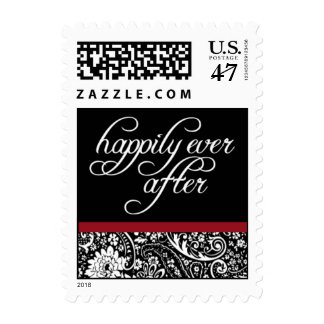 Damask Beauty-Happily Ever After-Small Postage