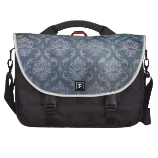 DAMASK BLUE BAGS FOR LAPTOP
