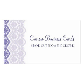 Damask Business Card Templates
