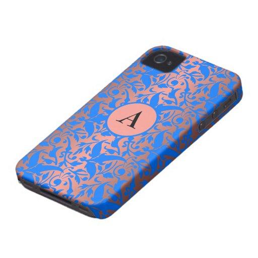 damask iPhone 4 case