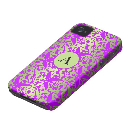 damask Case-Mate iPhone 4 case