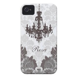 Damask Chandelier Case-Mate iPhone 4 Case