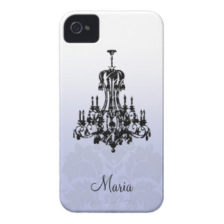 Damask & Chandelier iPhone 4/4S iPhone 4 Cover